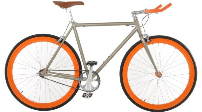 Vilano Edge Fixed Gear