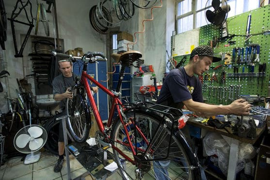 Types Of Bicycles >> Bicycle Mechanic Certifications and Bike Mechanic Schools | Phil's Reviews