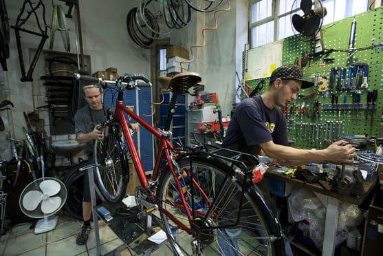 Bicycle Mechanic Certifications And Bike Mechanic Schools