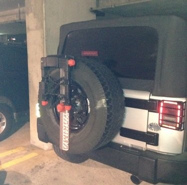 best bike rack for jeeps