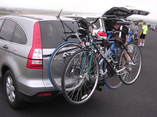 honda crv bike rack