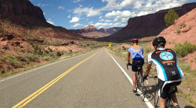 cycling the moab