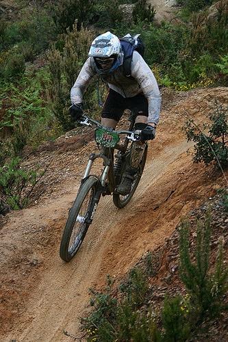 free-ride mountain bike