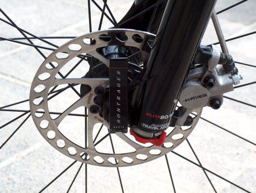 mountain bike disc brakes