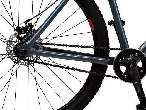 single-speed mountain bike