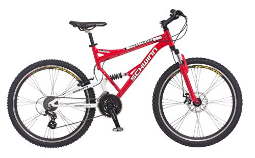 Schwinn Protocol Dual Suspension Mountain Bike Review